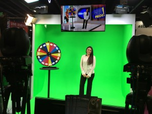 Datavideo's 'Name That Price!' show is a game show with virtual sets produced with the Datavideo SE-1200 switcher and PTC-150 cameras