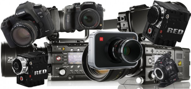 If you currently own a 4K camera, or a couple of 4K cameras, first of all, my condolences. It is still very much a 2K world.
