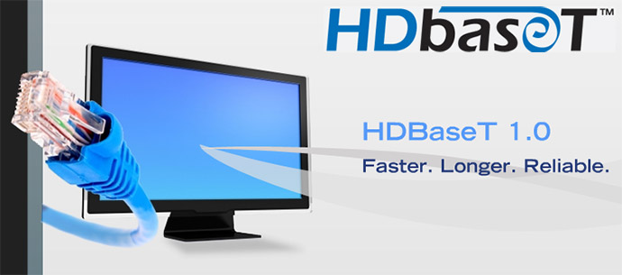 HDBaseT technology originally had its sights set on replacing HDMI and expanding the capabilities of HD and 4K televisions. Naturally, professional video was the next frontier for innovation.
