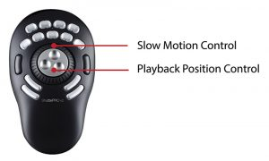 The ShuttlePro is a low cost way to control instant replay capabilities on the vMix Replay system.