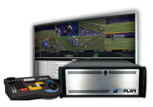 The ZEPLAY systems with professional control panel
