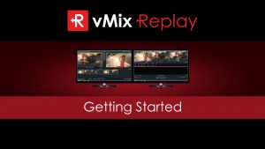 vMix Replay is software that you can purchase in addition to your vMix live production software and mixer. If you are already invested in a vMix system, it is a great low budget option for instant replay.